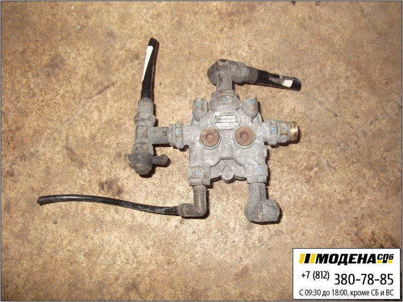 запчасти volvo Клапан защитный четырехконтурный  Knorr-Bremse AE4170