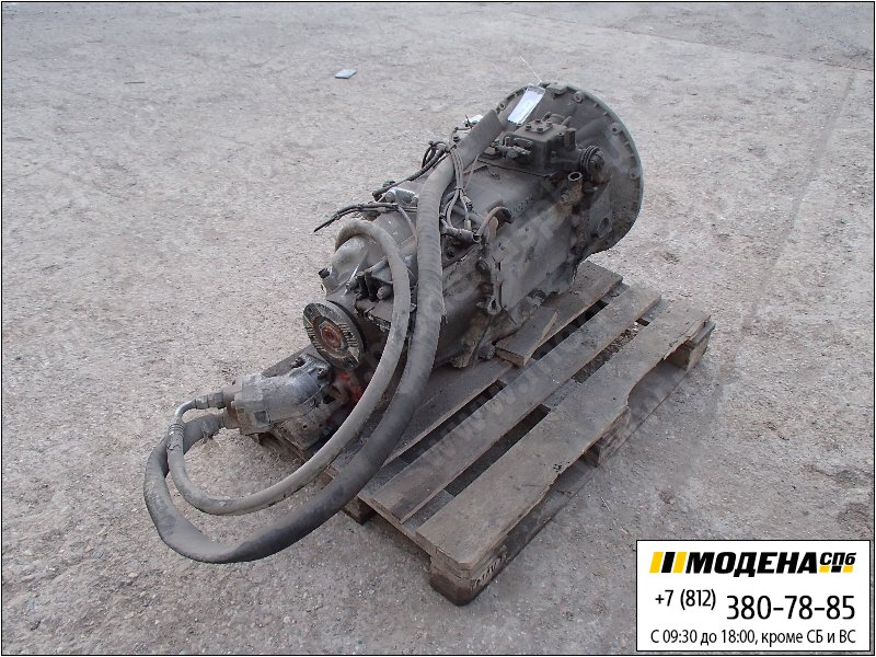 запчасти volvo Коробка передач R1400 механическая  71001014
