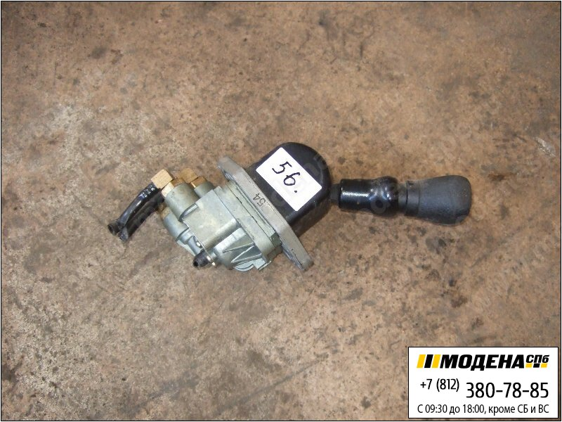 запчасти volvo Кран ручного тормоза  Knorr-Bremse DPM90DA