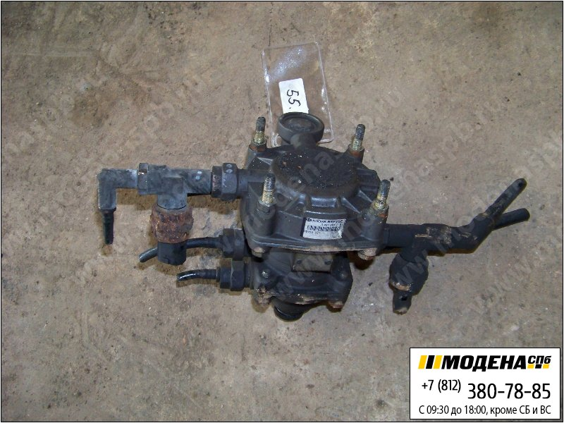 запчасти volvo Кран управления тормозами прицепа  Knorr-Bremse 0481061219