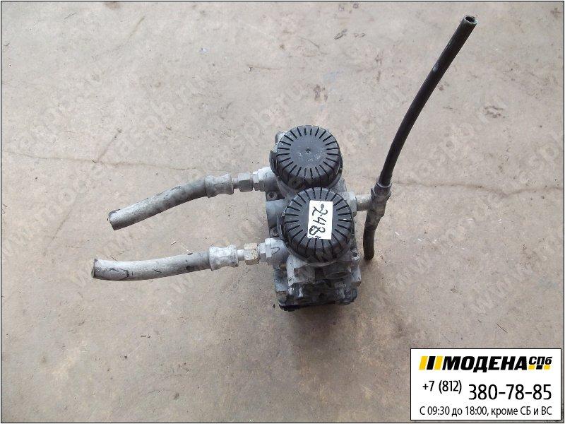 запчасти volvo Модулятор EBS двухканальный  Knorr-Bremse 0486204010
