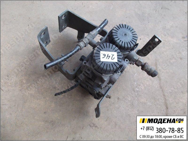 запчасти volvo Модулятор EBS двухканальный  Knorr-Bremse 0486204025