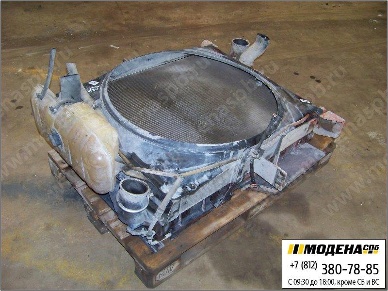 запчасти volvo Радиатор двигателя с интеркулером в сборе  20484916