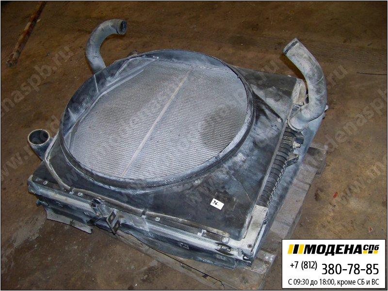 запчасти volvo Радиатор двигателя с интеркулером в сборе  20758816