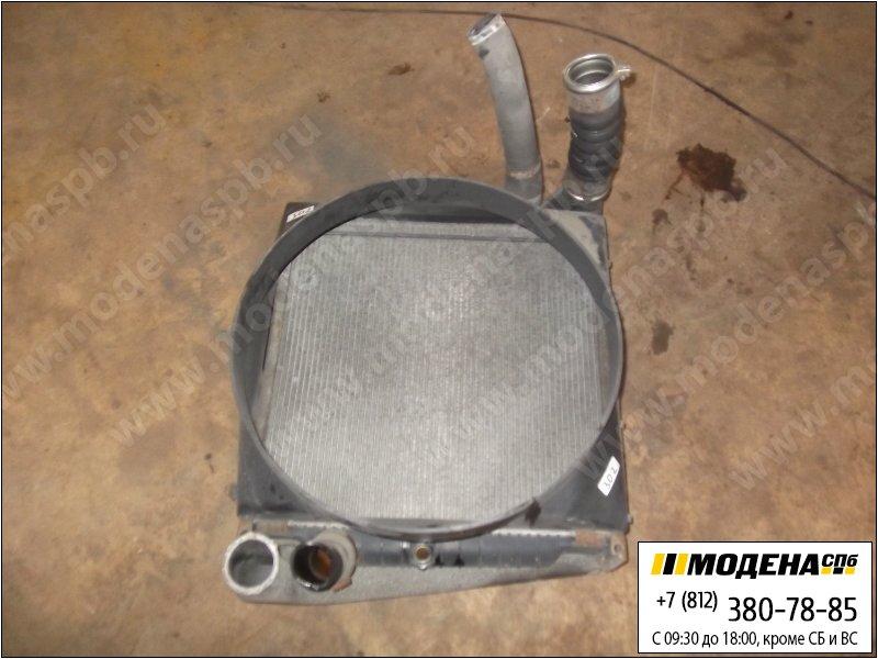 запчасти volvo Радиатор двигателя с интеркулером в сборе (560x558x42mm)  8149840