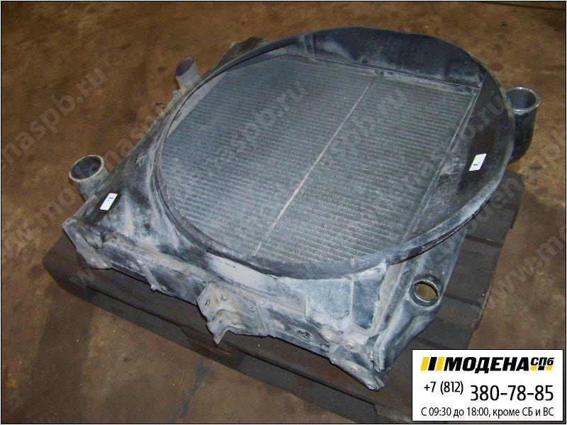 запчасти volvo Радиатор двигателя с радиатором кондиционера и интеркулером в сборе (815x916x63mm)  8157100