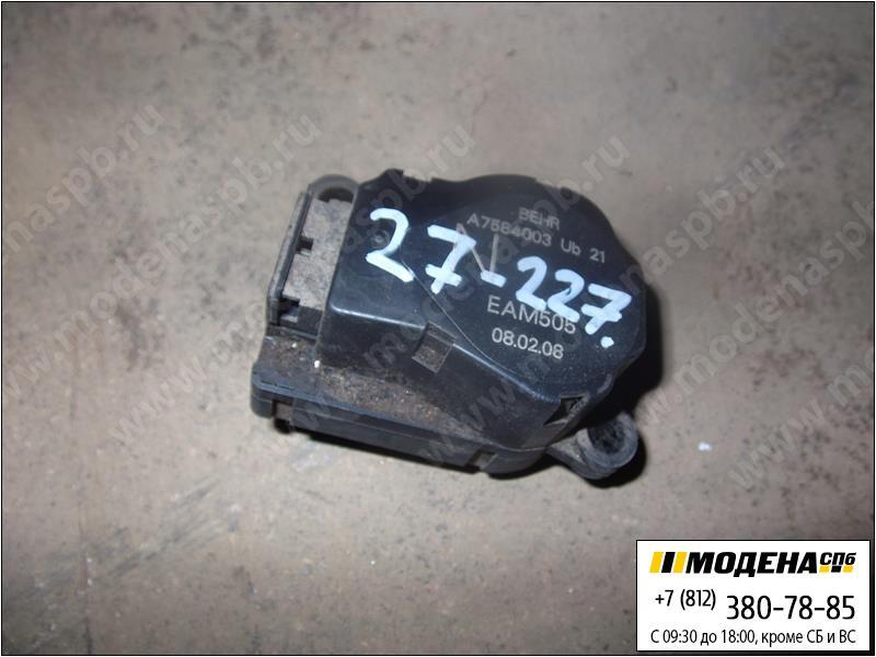 запчасти volvo Сервопривод печки кабины  A7584003