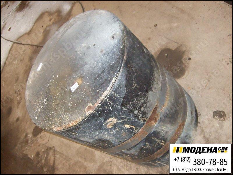 запчасти volvo Топливный бак 300 литров (970 - длина, 660 - диаметр) с крышкой (сталь)