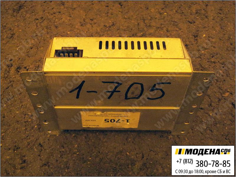 запчасти volvo Трансформатор (преобразователь) напряжения 12/24V 11A  20455097